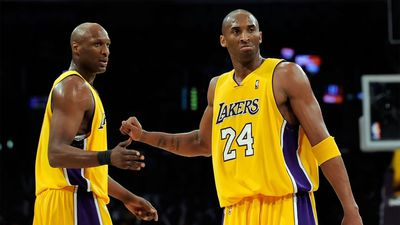 Lamar Odom credits Kobe Bryant for helping him through his 'darkest moments'