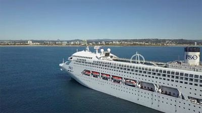 Cruise Ship to Dock in Cambodia After Being Stranded at Sea Over Coronavirus Fears