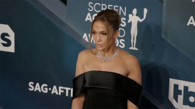 Jennifer Lopez is Serena Williams' style icon
