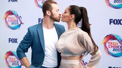 Nikki Bella and Artem Chigvintsev can't settle on baby's middle name