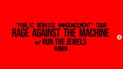 Rage Against The Machine raise $3 million for charity with special ticket sales