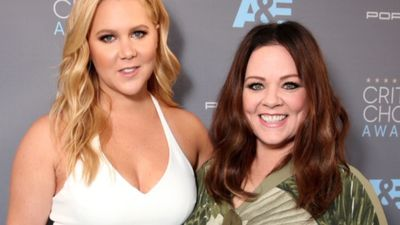 Melissa McCarthy once mistaken for Amy Schumer by dry cleaner