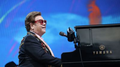 Elton John postpones New Zealand shows after walking pneumonia diagnosis