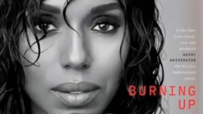 Kerry Washington annoyed by quote taken 'out of context'