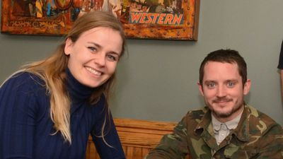 Elijah Wood reportedly welcomes first child