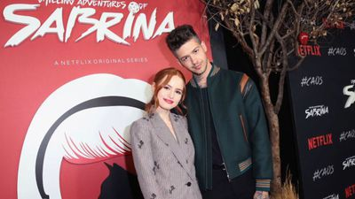 Travis Mills confirms Madelaine Petsch split