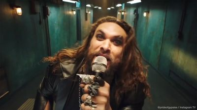 Jason Momoa suits up as Ozzy Osbourne for new album teaser