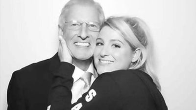 Meghan Trainor's dad in stable condition after being struck by car