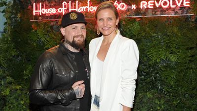 Cameron Diaz's husband Benji Madden 'filled with gratitude' after welcoming new baby Raddix