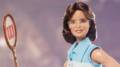 Tennis Legend Billie Jean King Added to Barbie Lineup