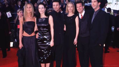 The 'Friends' cast reunion Is officially happening
