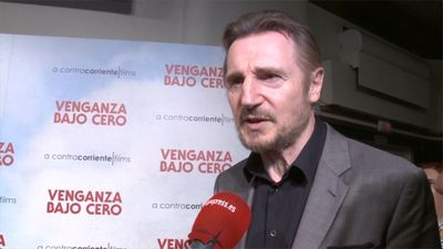 Liam Neeson has 'no desire' to star in superhero movies