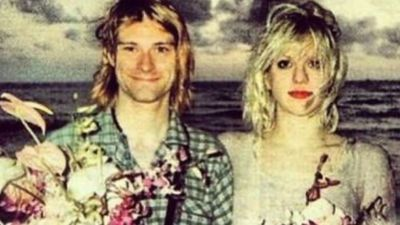 Courtney Love posts emotional tribute to Kurt Cobain on wedding anniversary