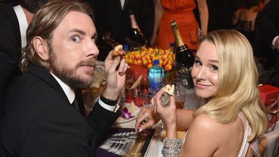 Dax Shepard left red-faced after accidentally texting Kristen Bell's mum eggplant emojis