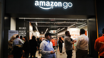 Amazon Opens a Full-Size, Cashier-less Grocery Store