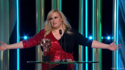 Rebel Wilson insists Duke and Duchess of Cambridge 'liked' her royal jokes at 2020 BAFTAs