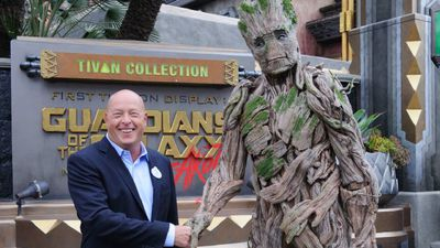 Everything to Know About Disney's New CEO, Bob Chapek