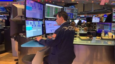 Stocks on Track for Worst Week Since Financial Crisis