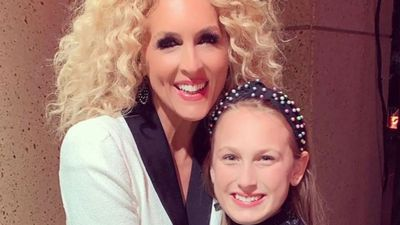 Kimberly Schlapman's daughter was a gift from her late husband