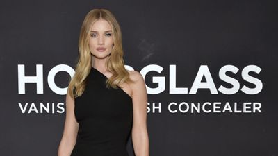 Rosie Huntington-Whiteley finding it hard to entertain toddler son during lockdown