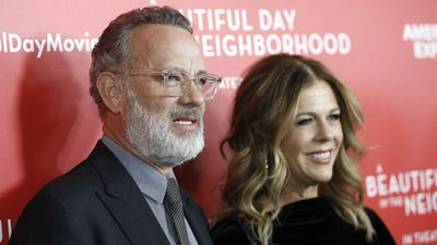 Trending: Tom Hanks and Rita Wilson return to America after being diagnosed with coronavirus in Aust