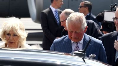 Prince Charles feels 'touched' by support after COVID-19 diagnosis