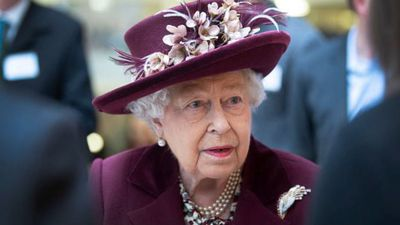 The Queen's aide reportedly tests positive for COVID-19