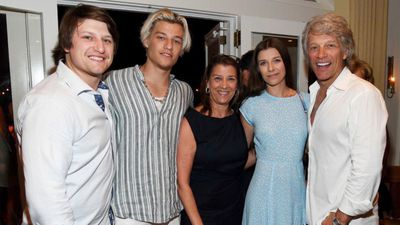Jon Bon Jovi's son had a 'mild version' of coronavirus
