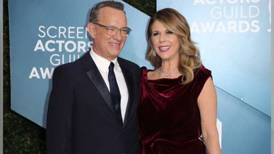 Rita Wilson calls herself a 'Covid-19 survivor' as she celebrates the beauty of life