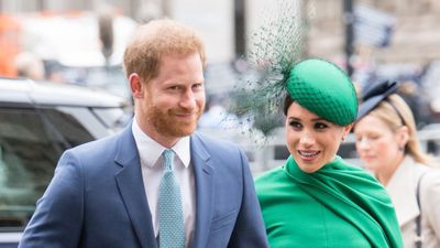 Prince Harry and Meghan shutting down Sussex Royal sites