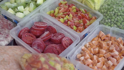 4 Tips for Eating Well out of Your Freezer