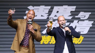 Dwayne Johnson confirms 'Hobbs & Shaw 2' is in the works