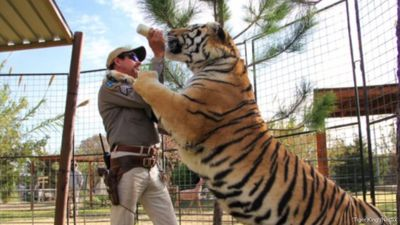 What the people from Netflix's 'Tiger King' are up to now