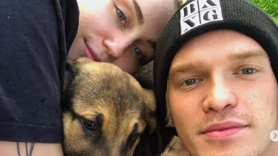Cody Simpson declares his love for Miley Cyrus on six-month anniversary