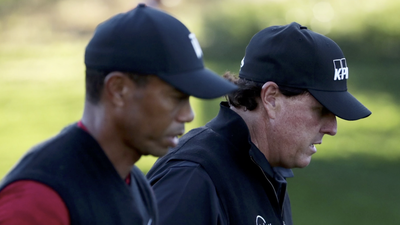 Tiger Woods and Phil Mickelson Planning Rematch for Coronavirus Relief