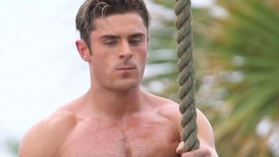 Zac Efron will never take on strict 'Baywatch' diet again