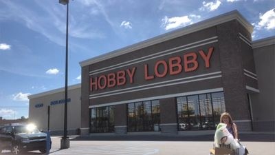 Hobby Lobby Reopens as an 'Essential Business'
