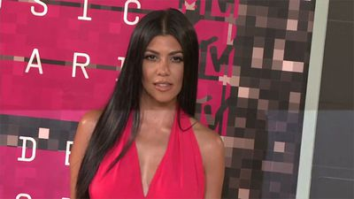 Kourtney Kardashian is taking a 'Big Step Back' from 'KUWTK'