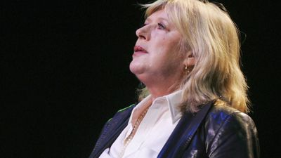 Marianne Faithfull hospitalised in London with Covid-19