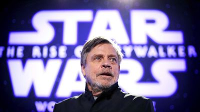 Mark Hamill bids emotional farewell to Star Wars saga