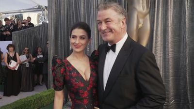 Alec Baldwin's wife pregnant again