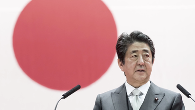 Japanese Prime Minister Declares National State of Emergency