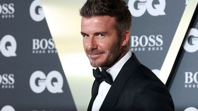 David Beckham backs campaign to provide meals to healthcare workers
