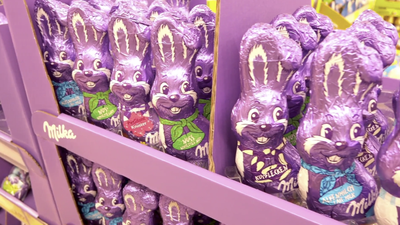 This Is Why We Eat Chocolate Bunnies for Easter