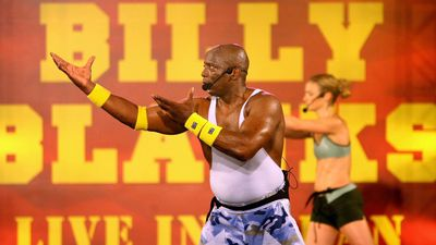 Billy Blanks returns with 'In the Living Room' workout series
