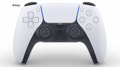 Sony Unveils PS5 Controller Design