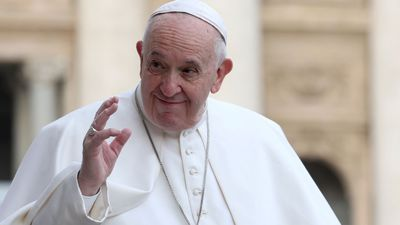 Pope Francis Says Coronavirus May Be a 'Response' From Nature