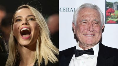 George Lazenby wants Margot Robbie to be first female Bond
