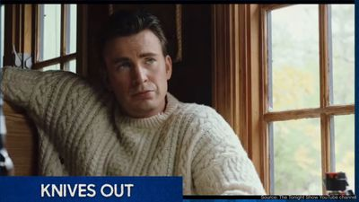 Chris Evans disappointed he can no longer wear cable-knit sweaters