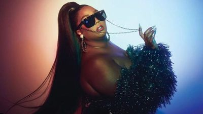 Lizzo teaming up with Quay on fun sunglasses collection